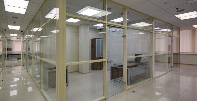 Уникальный офис под ключ с современной функциональной отделкой и инжен ...