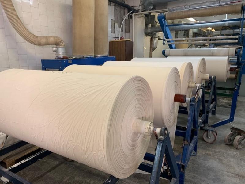 Производство обоев и холстов для печати, Огнестойкие материалы для печати